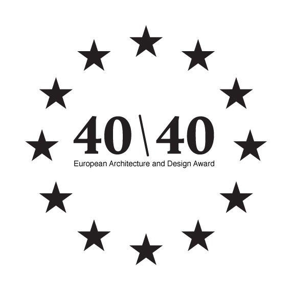 40UNDER40 LOGO NEGATIVE