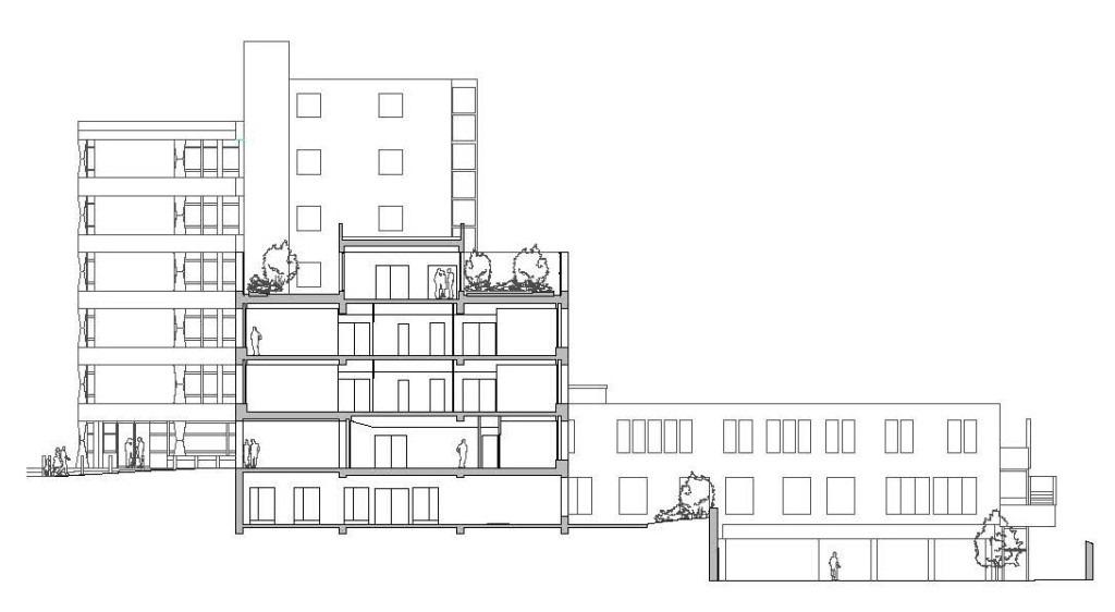 hopital suisse de paris catherine bolle atelier martel architecture