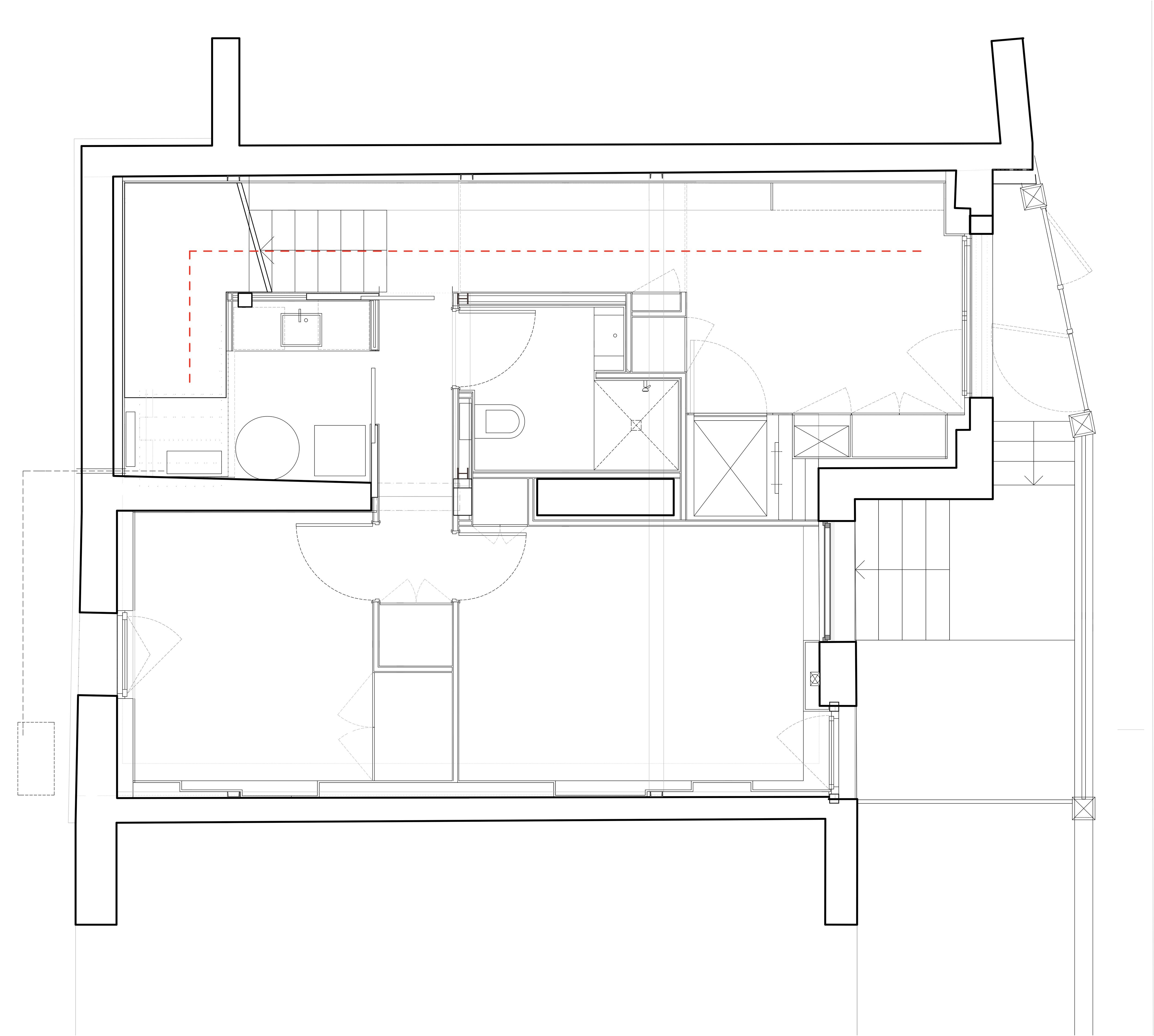 Plan d 39 une maison d 39 habitation comple maison moderne for Plan maison d habitation